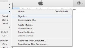 Itunes Authorize and Deauthorize